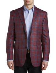 Jvseasonalplaidsportcoat